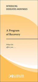 A Program of Recovery