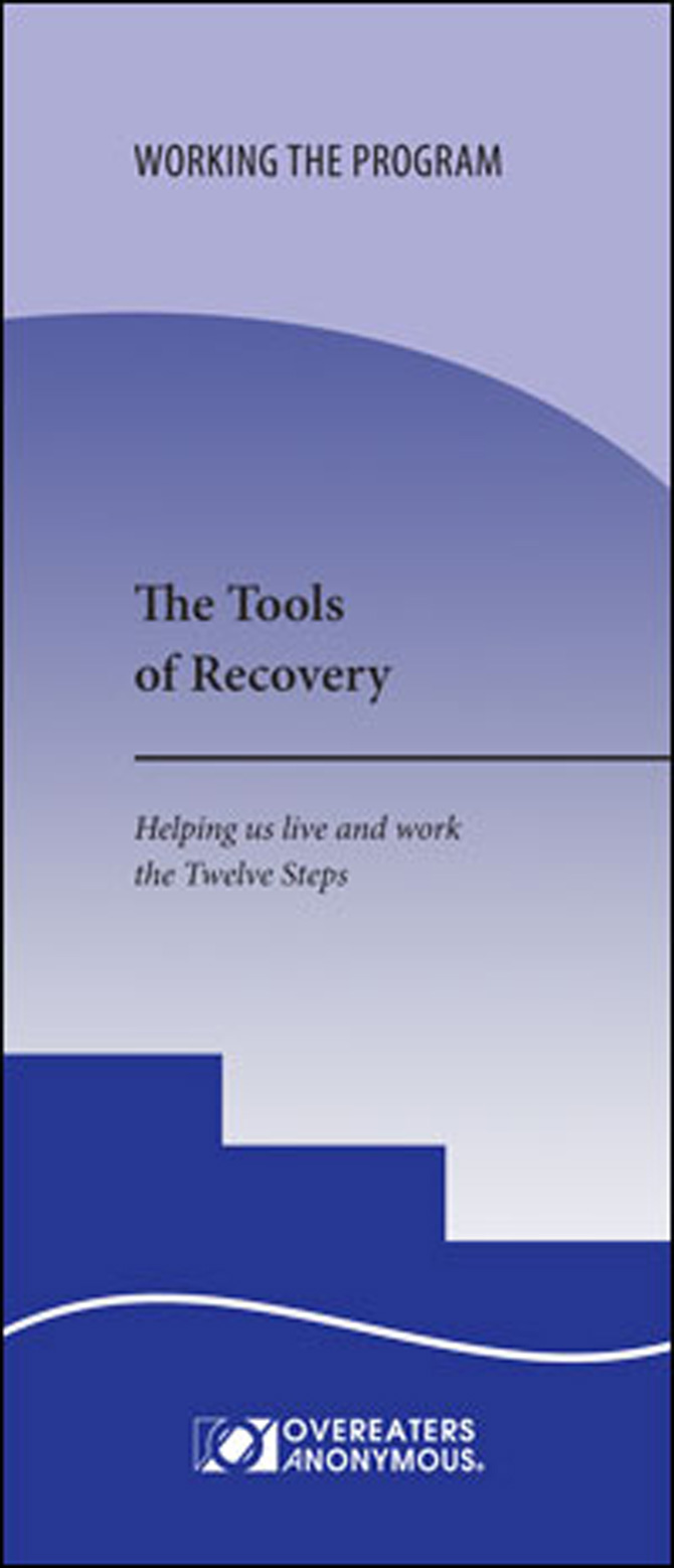 Tools of Recovery Image
