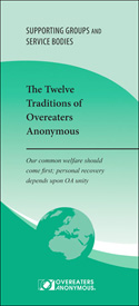 Twelve Traditions of Overeaters Anonymous