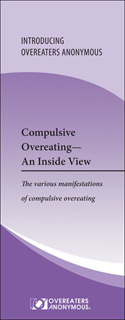 Compulsive Overeating; An Inside View