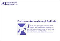 Focus on Anorexia and Bulimia Packet