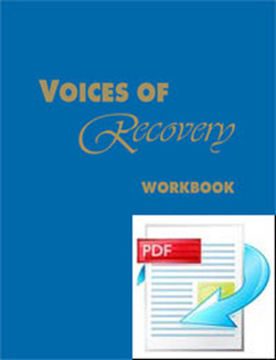 Voices of Recovery e-Workbook