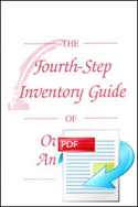 Fourth-Step Inventory Guide PDF