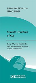 Seventh Tradition of OA