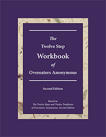 The Twelve-Step Workbook of Overeaters Anonymous, single copy